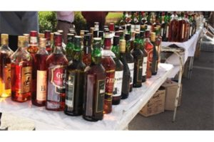 ساخت مشروبات الکلی