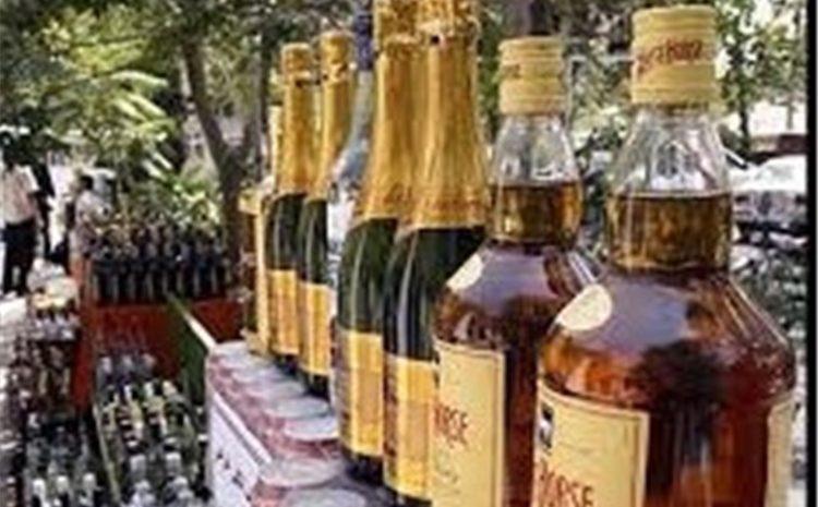 حمل مشروبات الکلی
