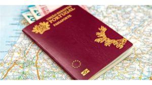 اقامت از طریق خرید پاسپورت